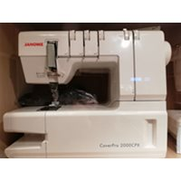 JANOME 2000CPX - renderka